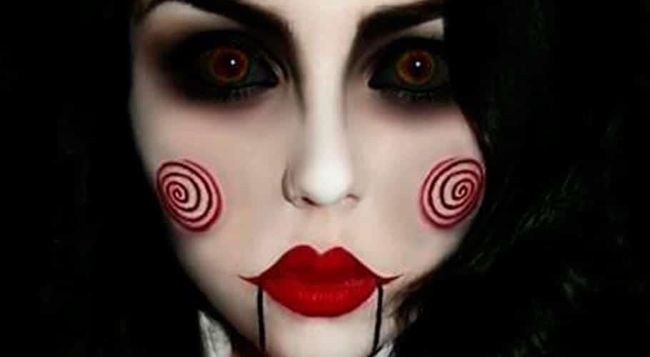 ideas de maquillaje para halloween - Maquillaje Halloween