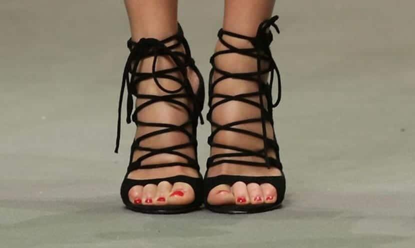 Zapatos con cordones Letizia Ortiz