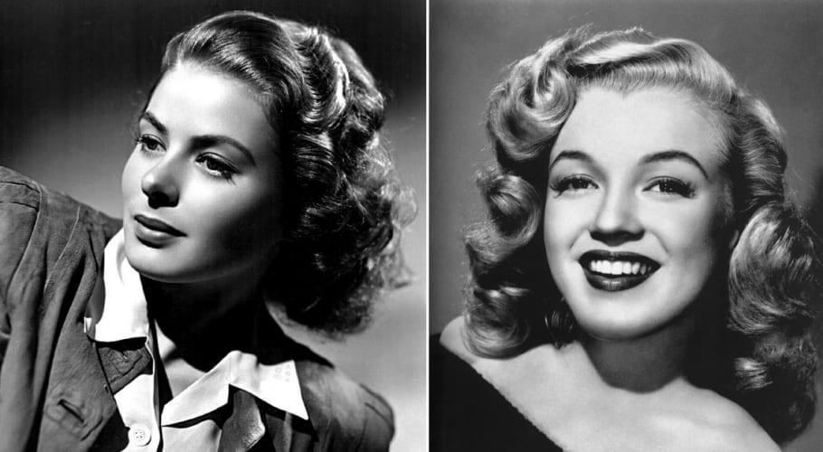 Peinados de actrices
