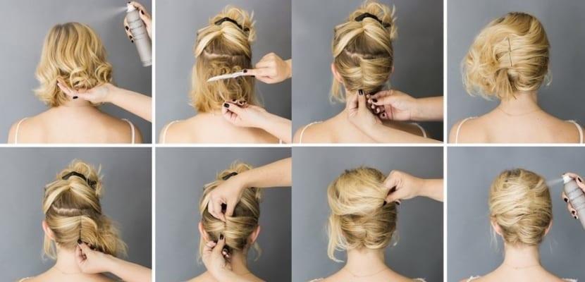 Peinados Fáciles Para Cabello Corto Ideas Para Copiar Bezzia