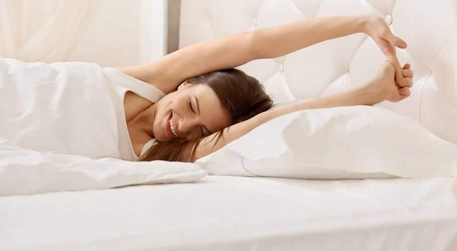 tener un buen despertar
