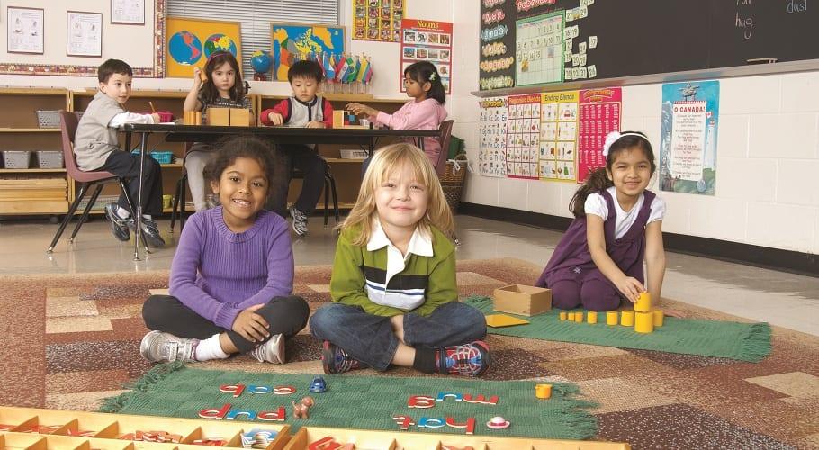 Pedagogía Montessori