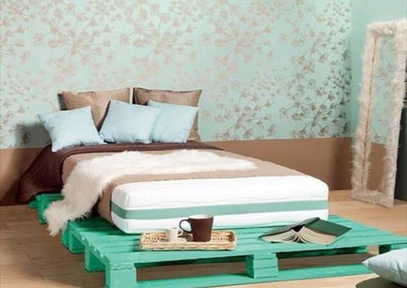 palets - cama-dormitorio