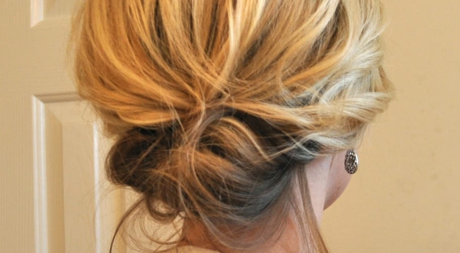peinado para media melena - Peinados Bajos