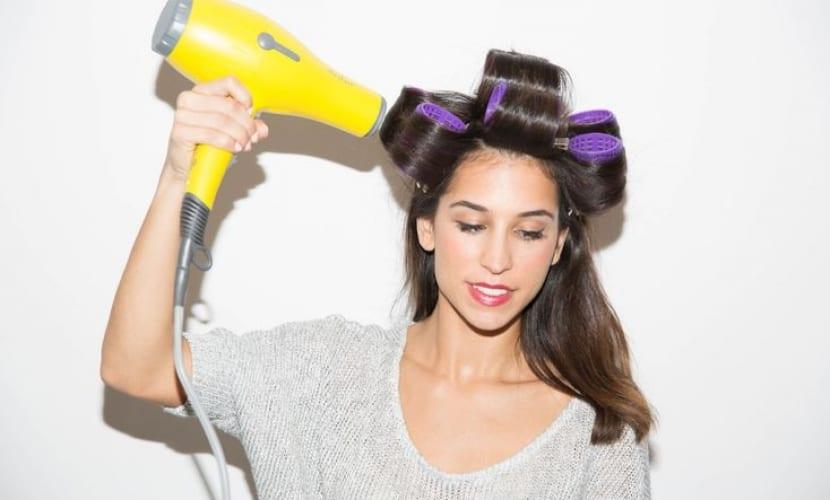 Que son rulos para el cabello
