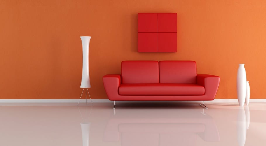 sofa minimalista
