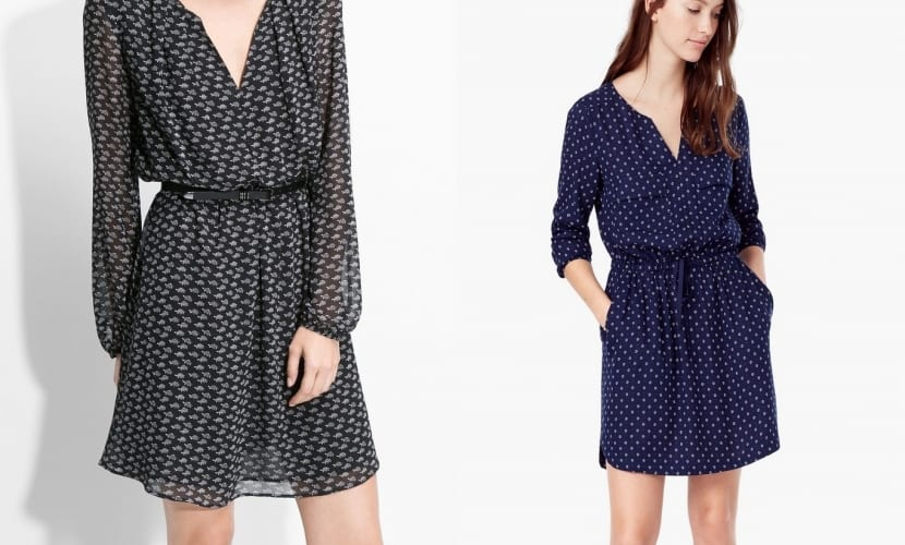 Vestidos recomendados para mujeres bajitas