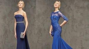 Vestidos elegantes de Pronovias