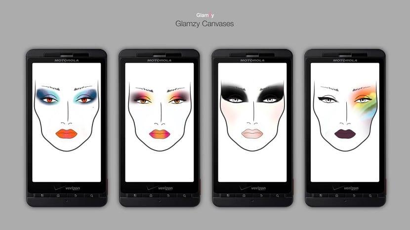 Mejores apps de belleza - Glamzy