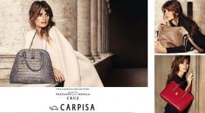 Colección cápsula Penelope Cruz para Carpisa