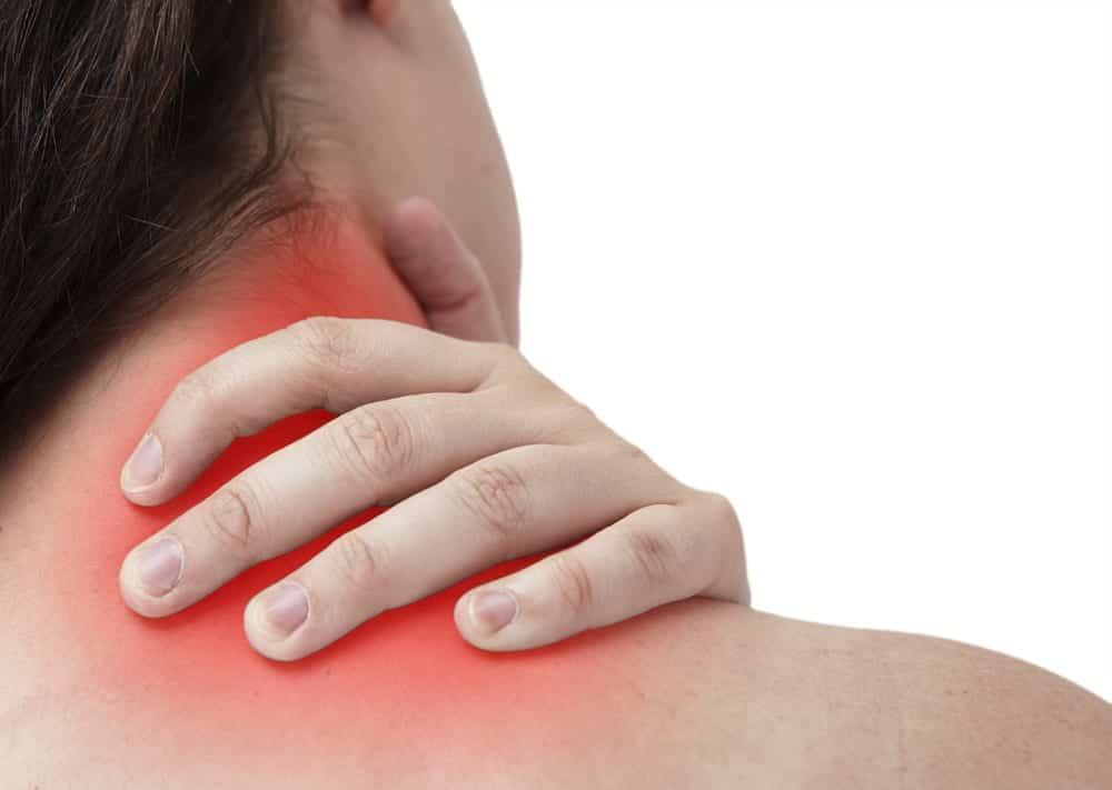 dolor en el cuelllo mala postura