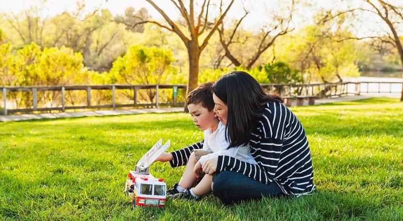 tiempo con hijos