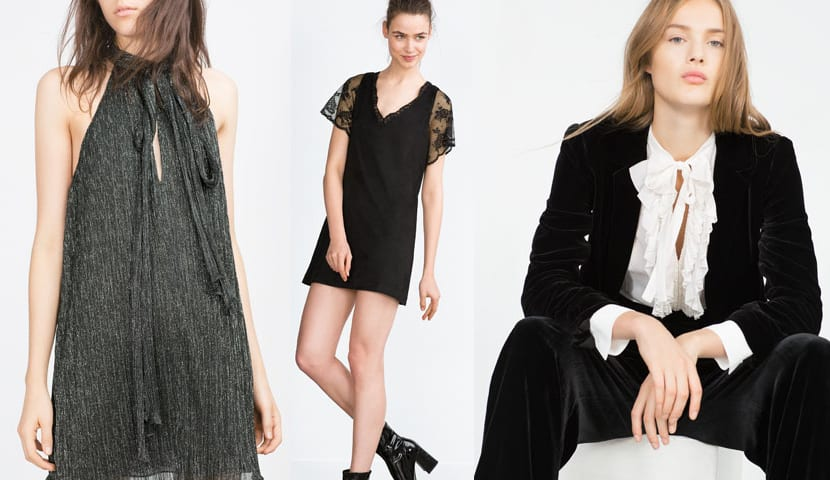 Tienda online zara vestidos de fiesta