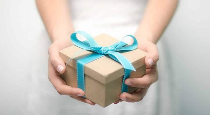 recibir regalo sensaciones portada