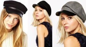 Gorras mujer de Asos