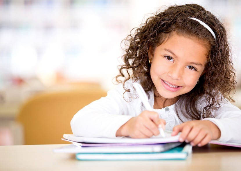 niños escritores