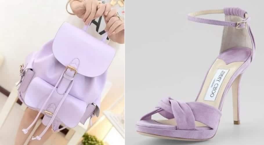 Lila Chaussures De Sport J4GUG8h