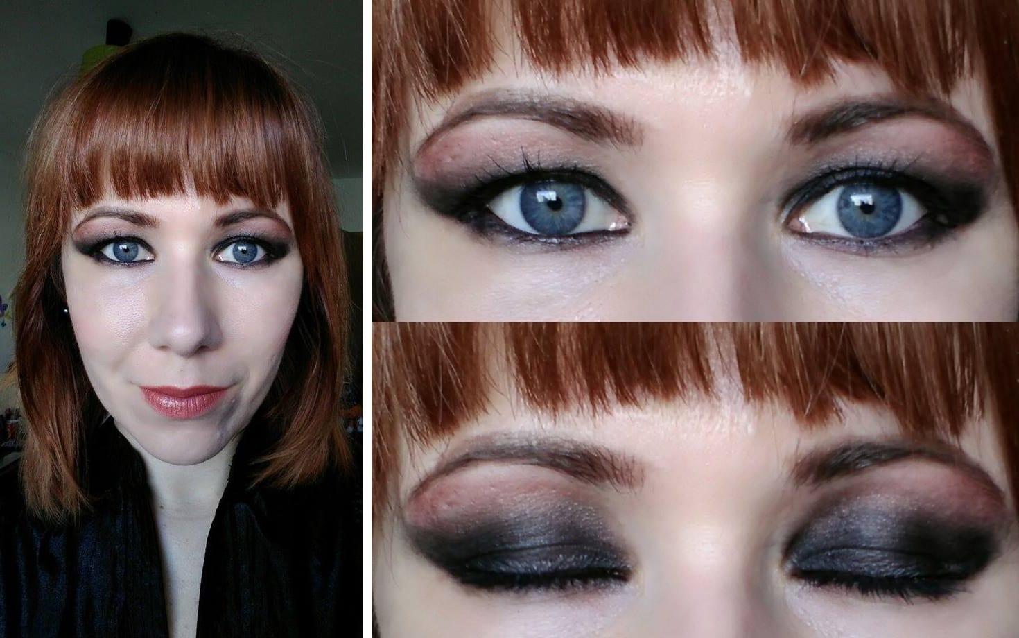 Maquillaje-viuda-negra