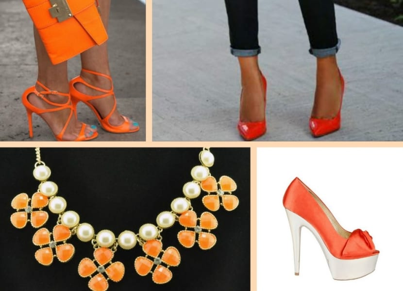 Zapatos, bolsos y bisutería