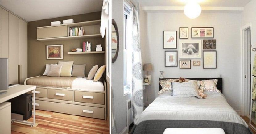 decorar una habitación para que parezca más grande
