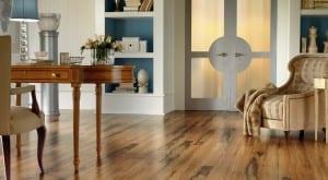 Cuidado de los suelos de madera
