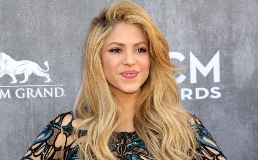 49th Annual ACM Awards 2014 held at MGM Grand Garden Arena inside MGM Grand Hotel & Casino in Las Vegas, NV on 4/6/14 Featuring: Shakira Where: Las Vegas, Nevada, United States When: 07 Apr 2014 Credit: DJDM/WENN.com