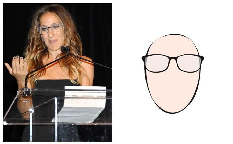 Gafas-cara-alargada