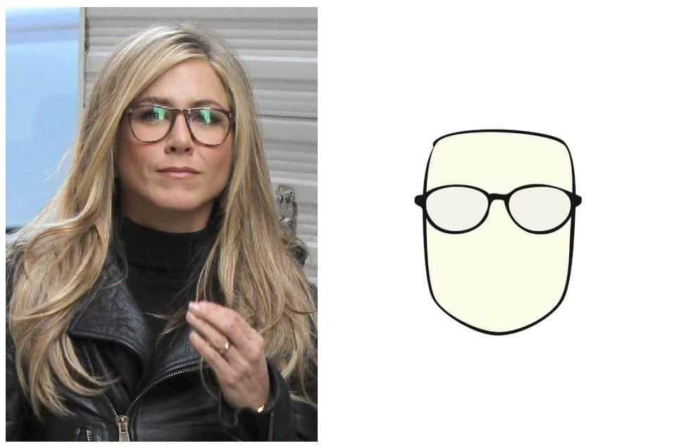 Gafas-cara-cuadrada