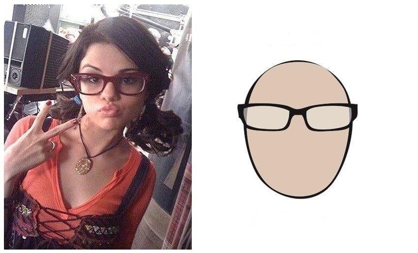 Gafas-cara-redonda