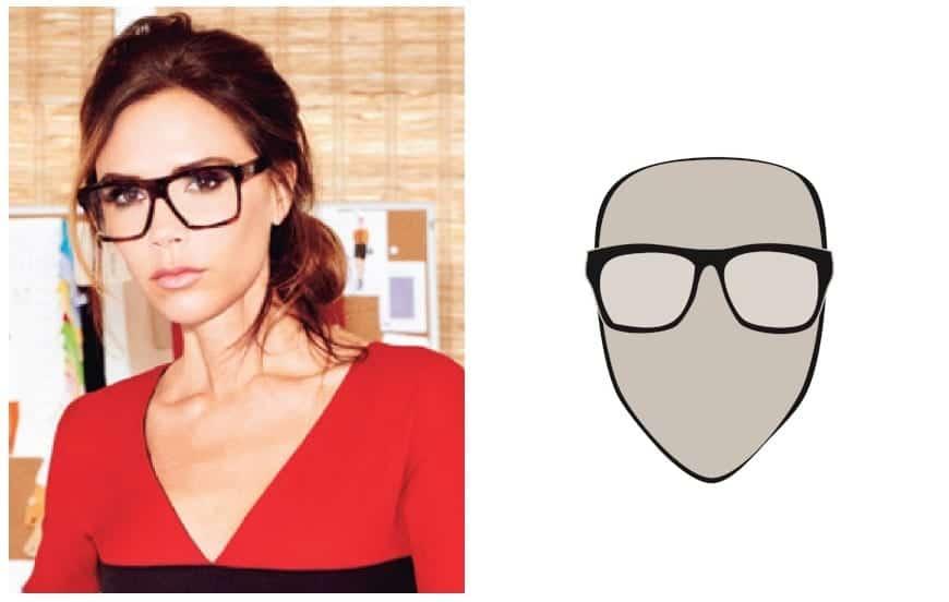 Encuentra tus gafas ideales según la forma de tu cara