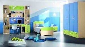 elementos infantiles dormitorios