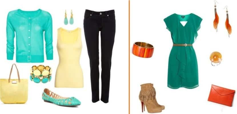 Colores en la moda