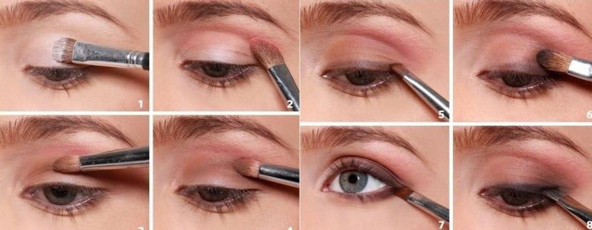 Cómo maquillar los ojos