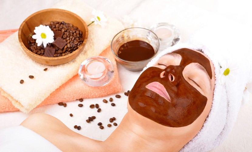Mascarillas caseras para la piel seca con chocolate