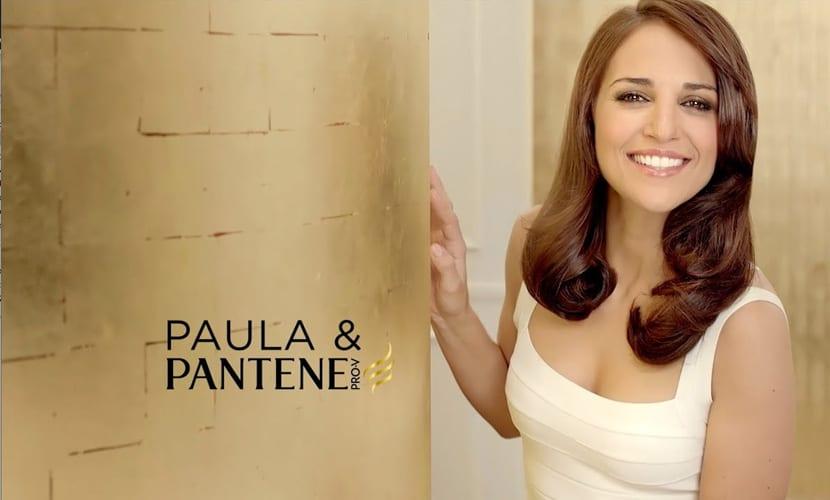 Paula Echevarría para Pantene