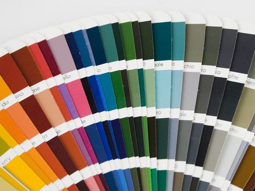 7 colores para combinar en tu salón
