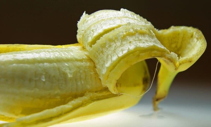 Beneficios del plátano en belleza