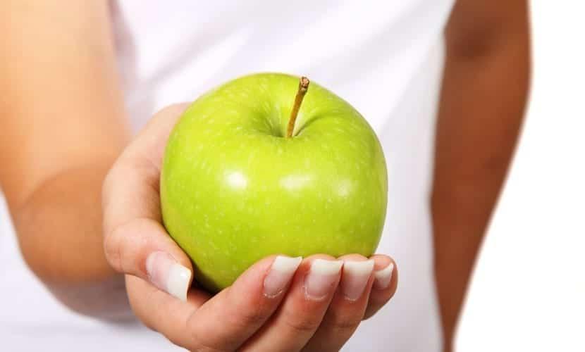 Dieta equilibrada para recuperar la línea
