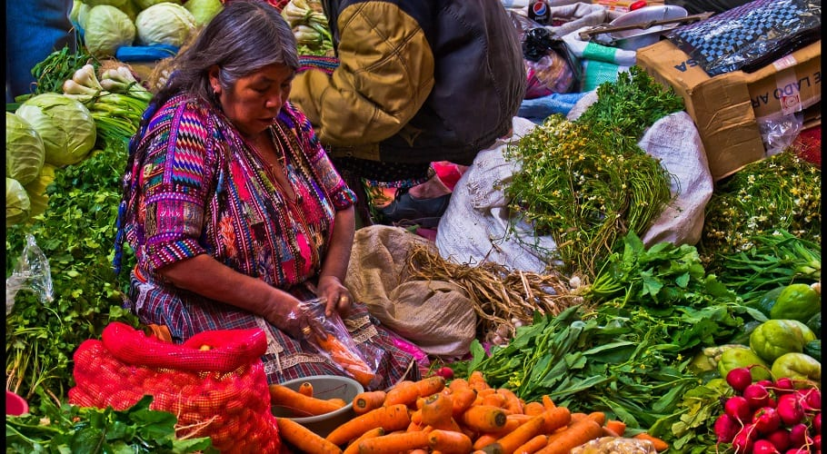 Beneficios de algunas frutas y verduras