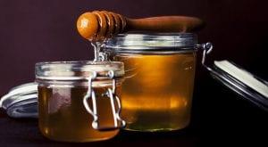 Miel para cabello
