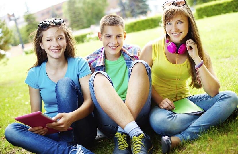 Buen ejemplo para hijos adolescentes