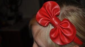 Complementos de lazos para pelo