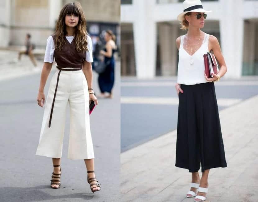 Culottes para verano