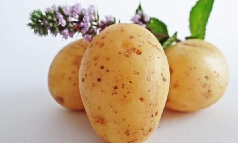 Pela de patatas