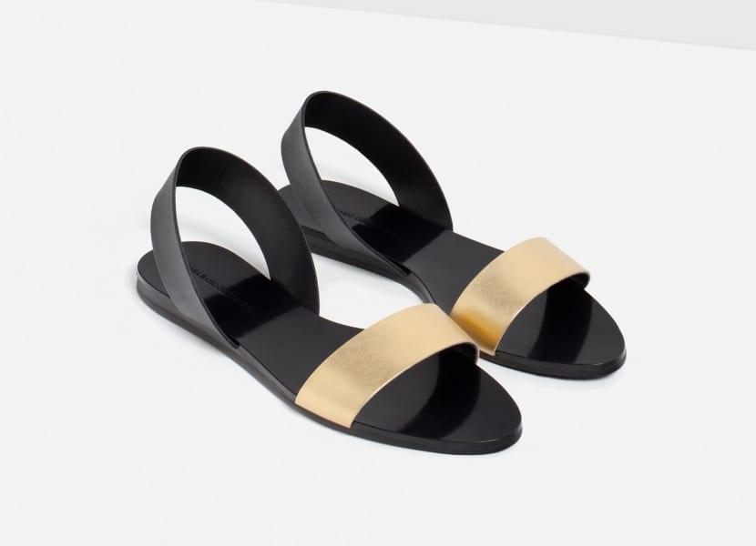 Zapatos sin tacón para verano