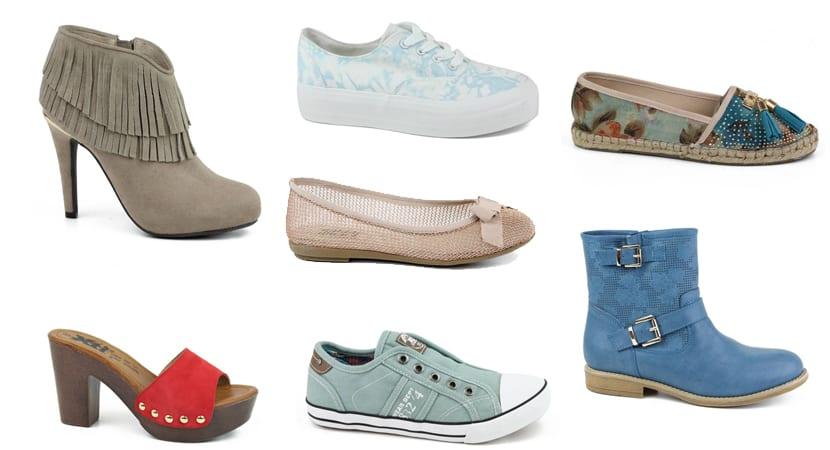 98cbe6d36df81 Algunas de las tendencias de la temporada en calzado serán los botines con  flecos