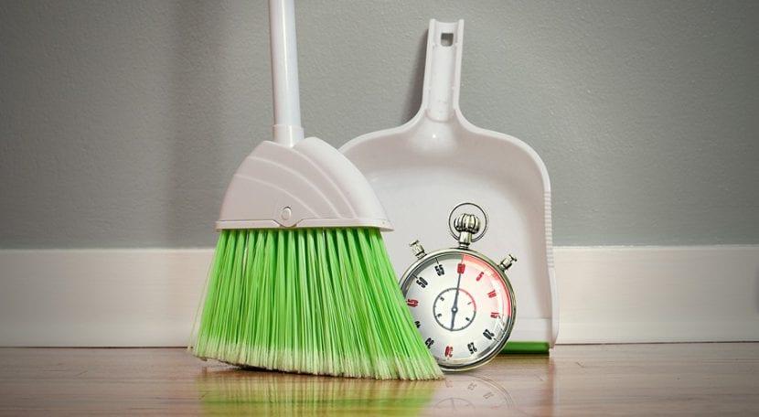 casa impecable limpiar