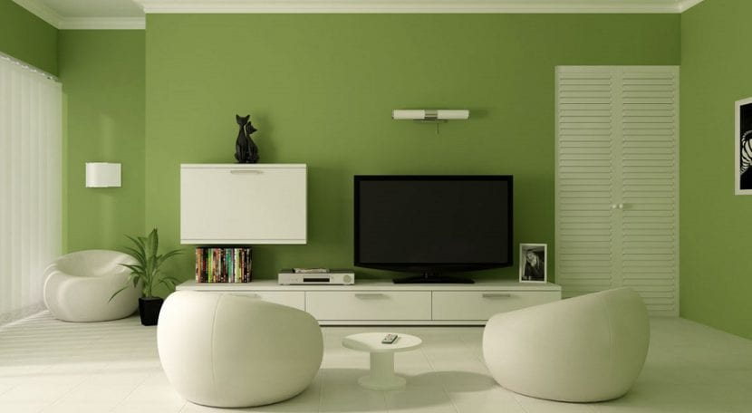 Consejos para elegir una buena combinaci n de colores en - Combinacion de colores para salones ...