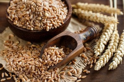 Sustituye el trigo por la espelta