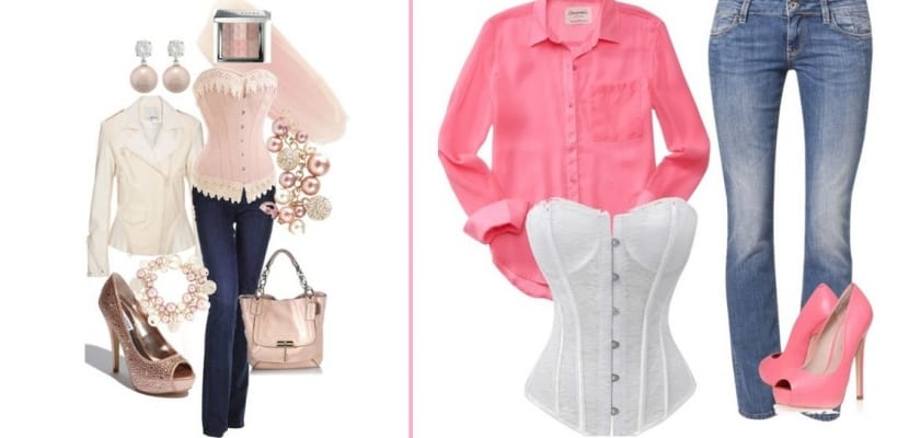 Outfits con corsets